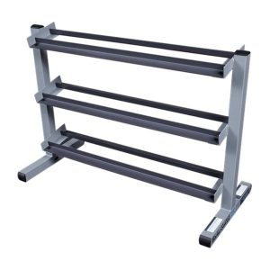 GDR363- 40& Wide 3- Tier Dumbbell Rack