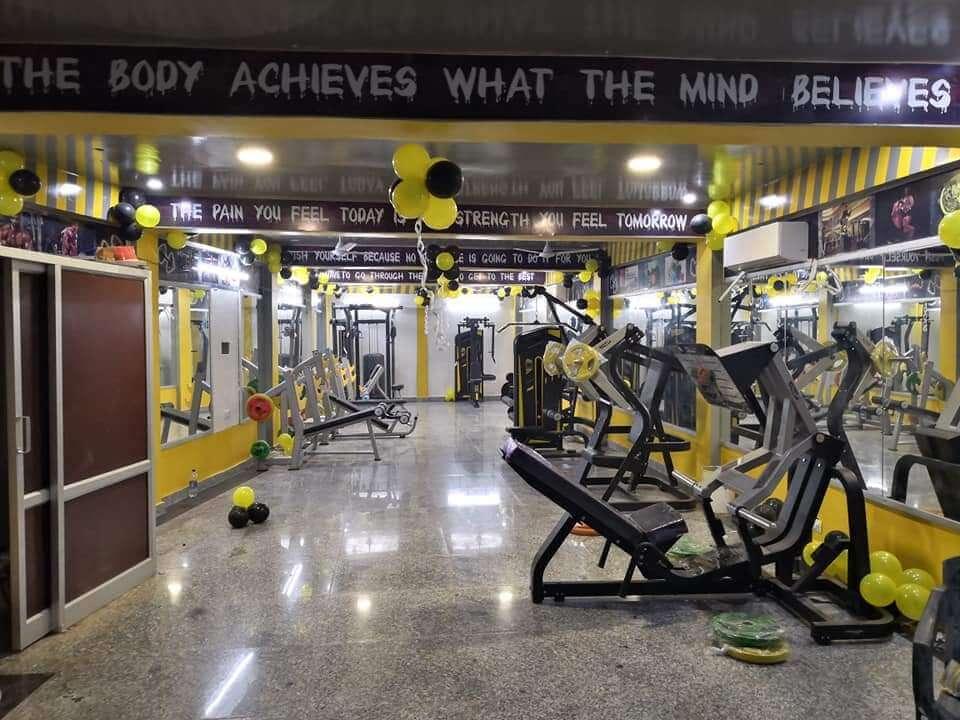 Divine Gym, Kanpur