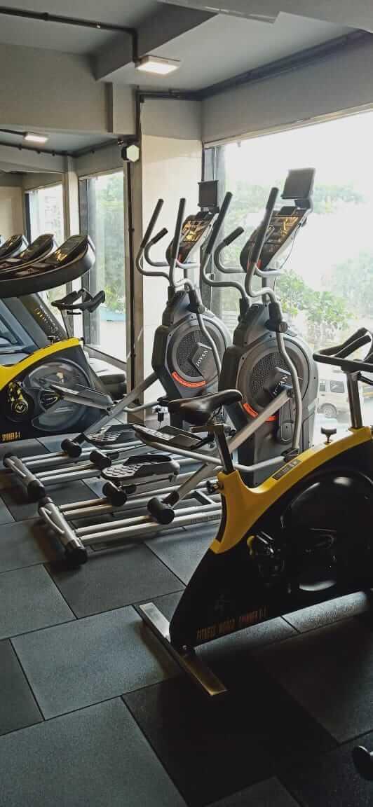 Eagle Fit Gym, Maharashtra