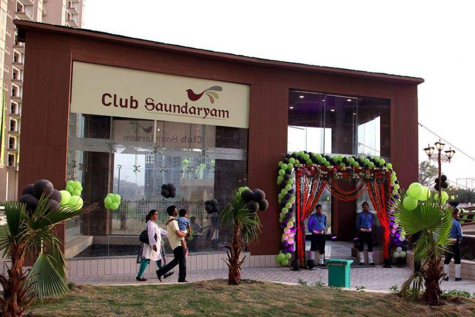 Gaur Saundaryam, Noida Extension