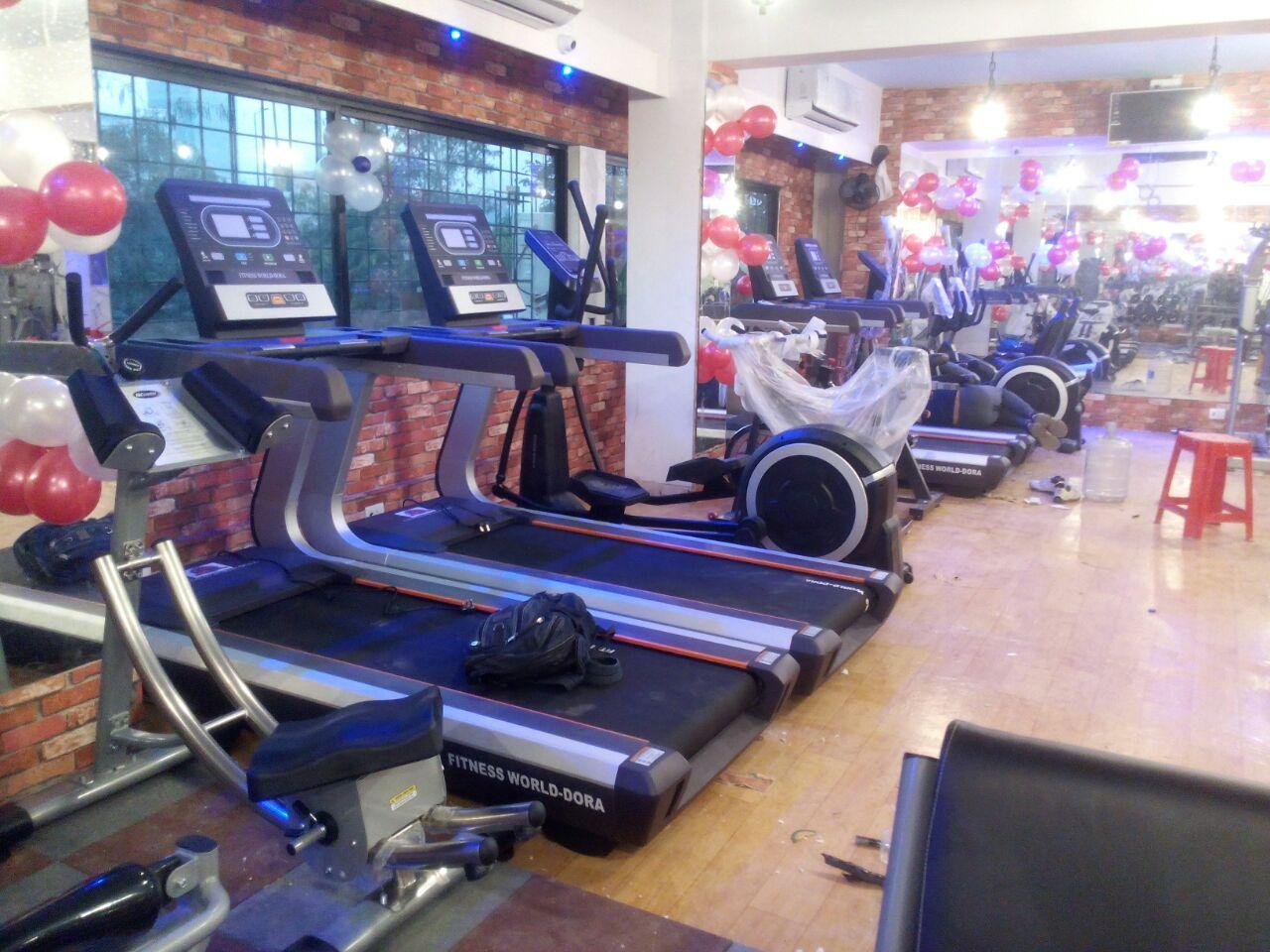 V4S Fitness, Vashi, Navi Mumbai