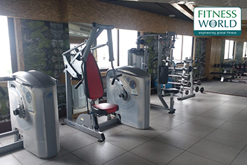 Life Fitness 2nd branch, Ahmedabad