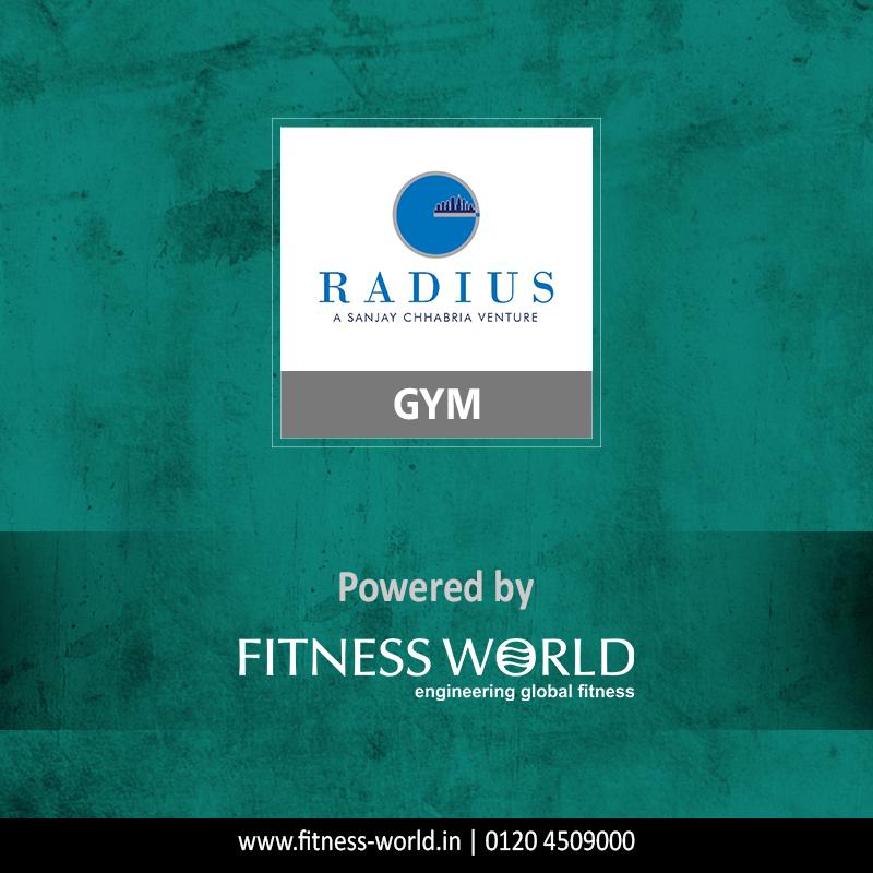 Radius Gym, Mumbai