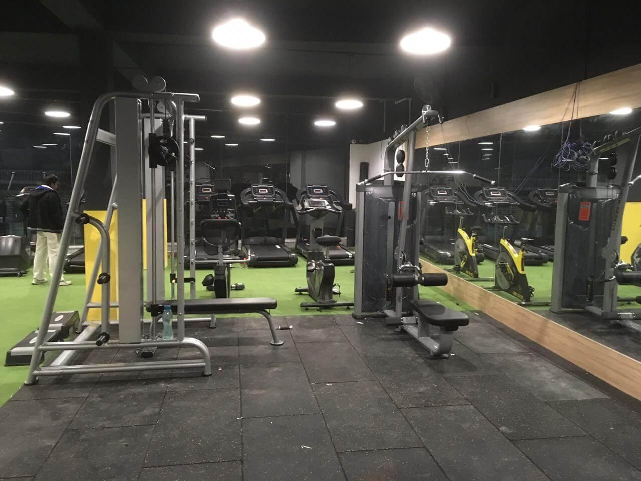 Reset Gym, Farukkhabad