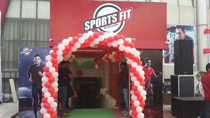 Sports Fit by MS Dhoni, Raj Nagar Ghaziabad