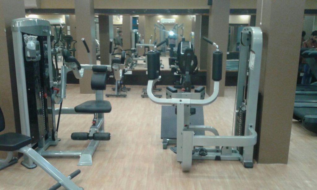 Transformer Gym, Aligarh