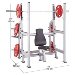 NOMB Olympic Military Bench